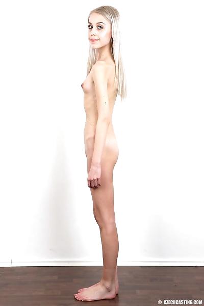 Skinny 18 year old virgin..