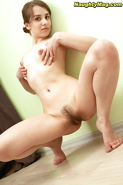 Young amateur girl Yulia..
