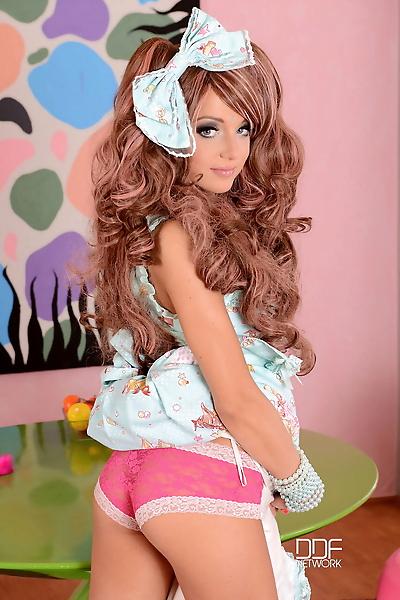 Barbie like girl Foxy Di..